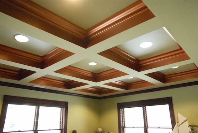 Ceilings Cortland Hardwood Products