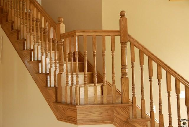 Stair Parts Cortland Hardwood Products