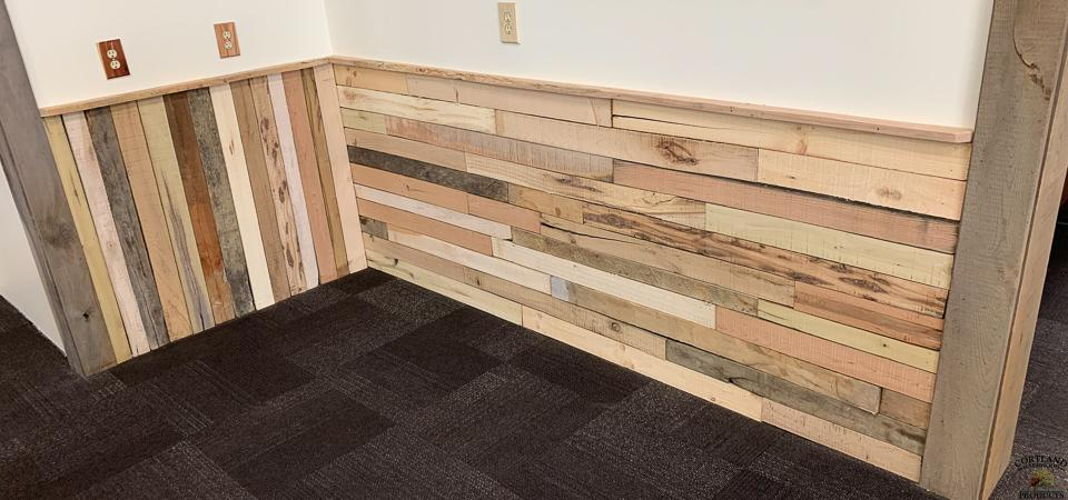 Short Wall Planks