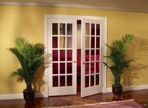 15 Lite French Doors
