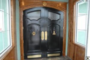Decorative Arch  Doors