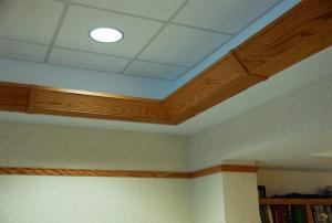 Recessed Light Trough