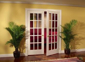 15 Lite French Doors