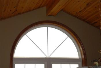 Arched Casing
