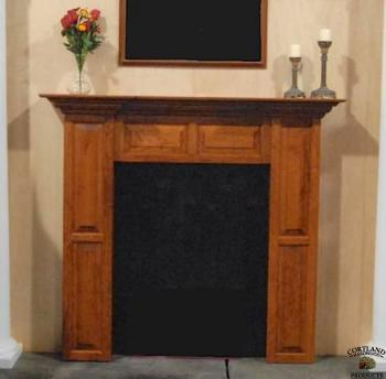 Cherry Panel Mantle